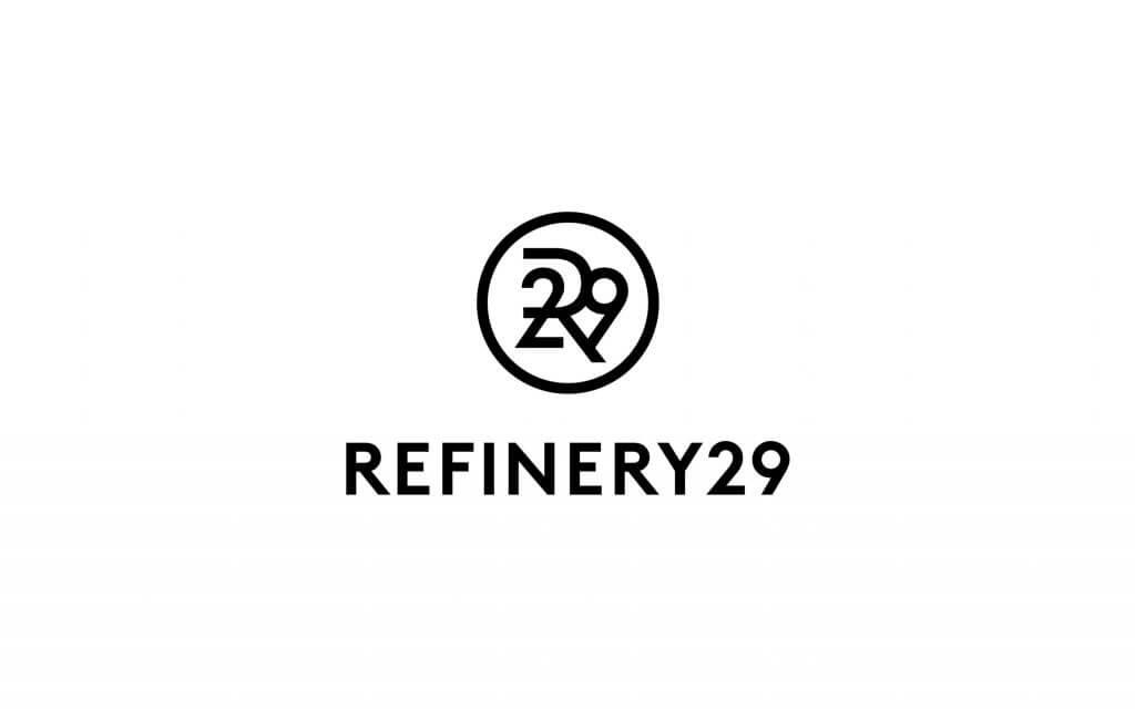 r29 logo black and white