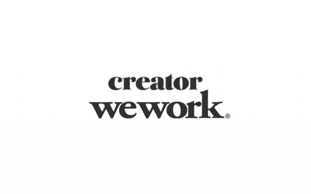 wework creator magazine in black and white