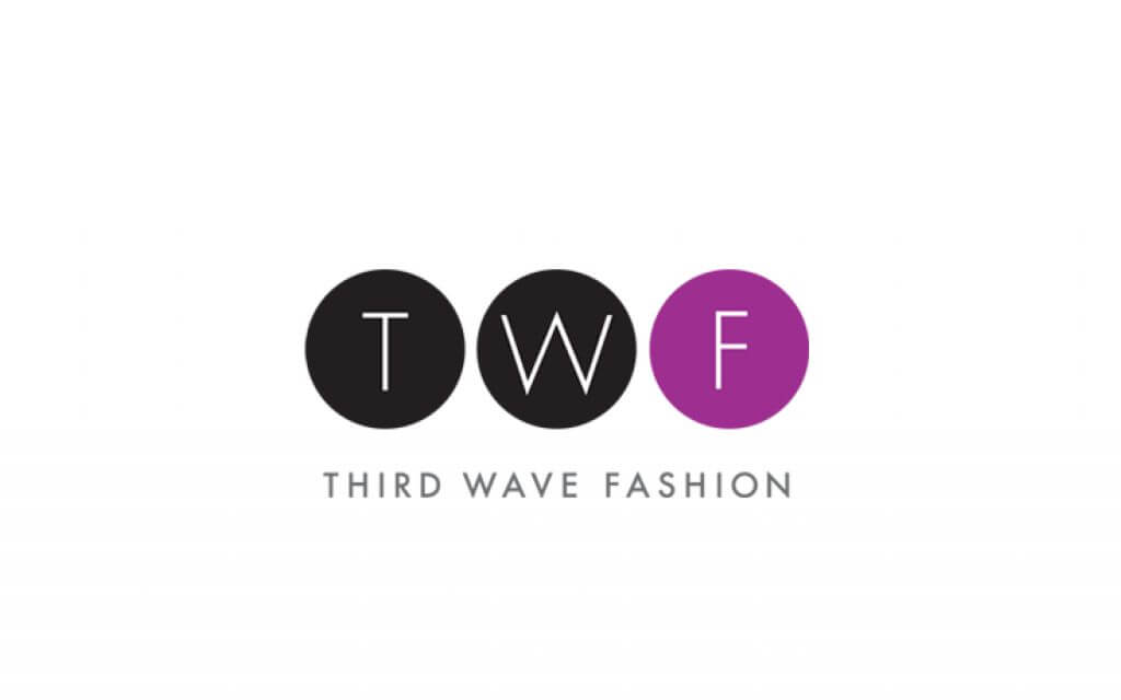 twf magazine logo purple and black