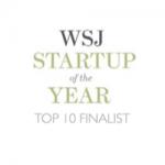 wall street journal startup logo green